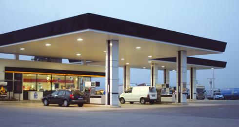 Sistemas Extinción-gasolinera
