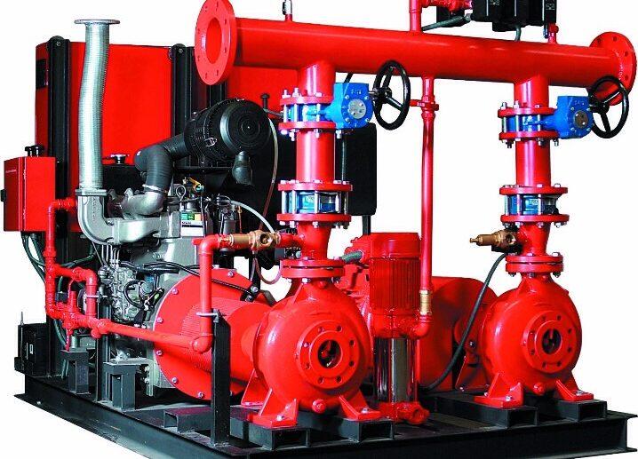 Almansa- Sistemas de abastecimiento de agua para redes contra incendio