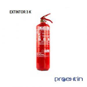 extintor 3 kilos
