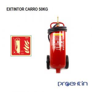 extintor carro 50 kilos