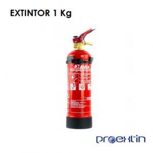 extintor coche 1 kilo