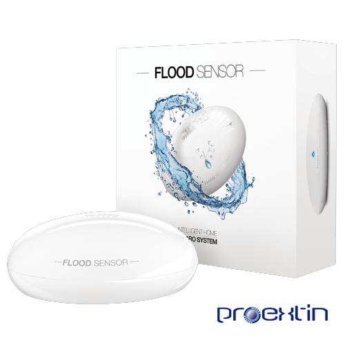 detector inundación